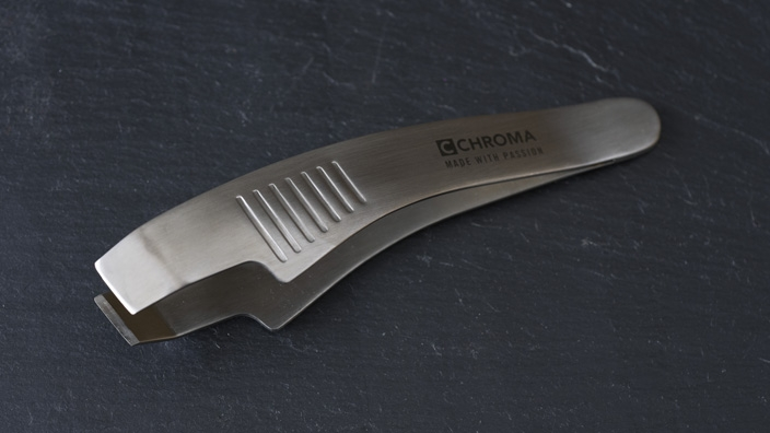 Tom colicchio chroma cnife for Fish without bones