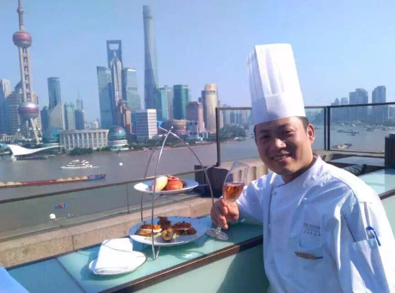 Chef Peter Lin